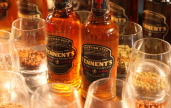Tennents Whisky Oak Beer