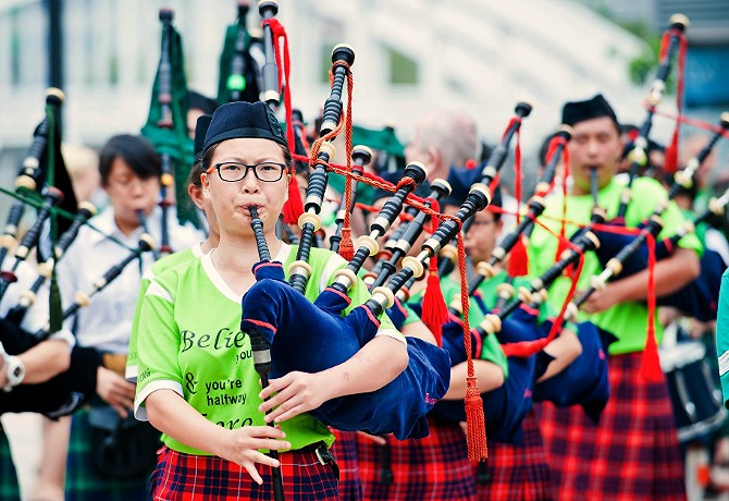 St Patricks day festival (from PR) Singapore 3