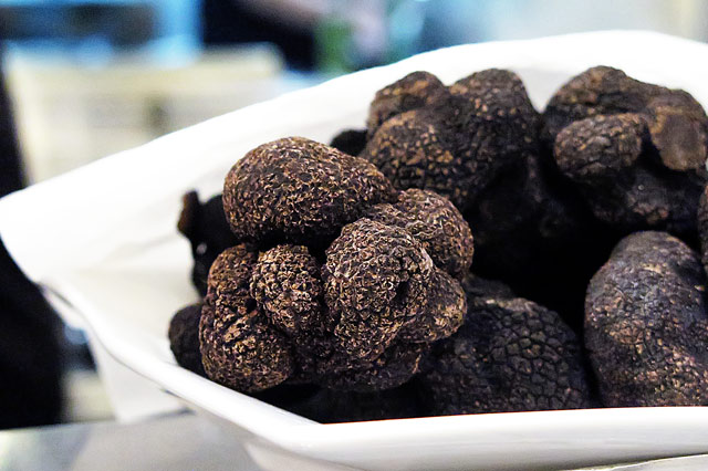 Truffles. So ugly and so good!