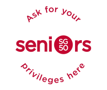 SG50 Seniors decal