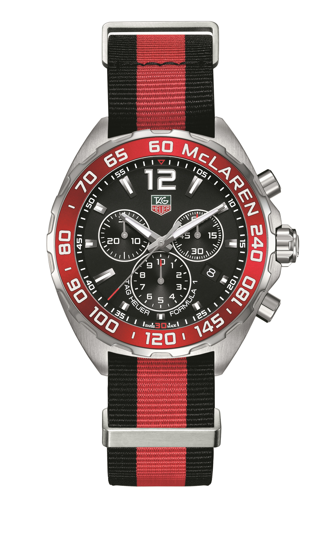 Limited Edition Birthday Collection: Tag Heuer And McLaren's Limited-edition Timepiece