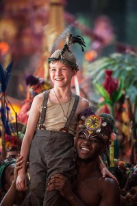 Peter is whisked away into the fantastical world of Neverland, filled with pirates, warriors and enchanted creatures