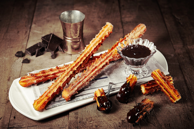 Churro 101_Real Spanish Churros