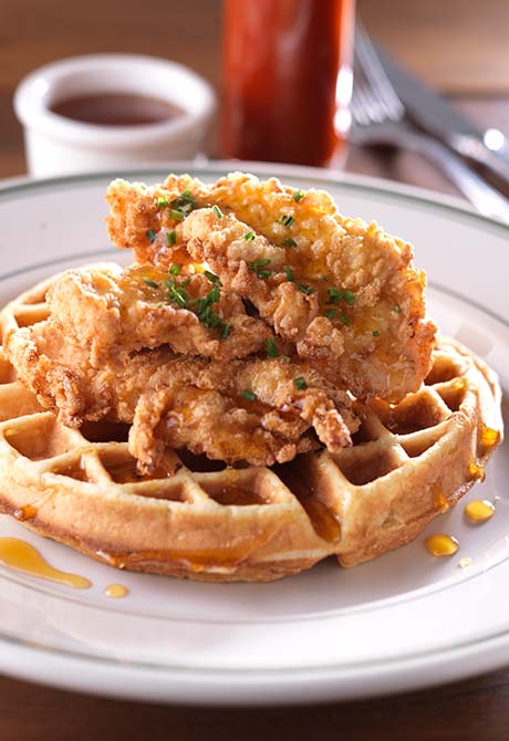 3 Chicken & Waffles - web