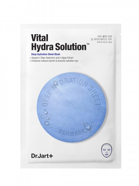 Dr. Jart+ Dermask Vital Hydra Solution Deep Hydration Sheet Mask