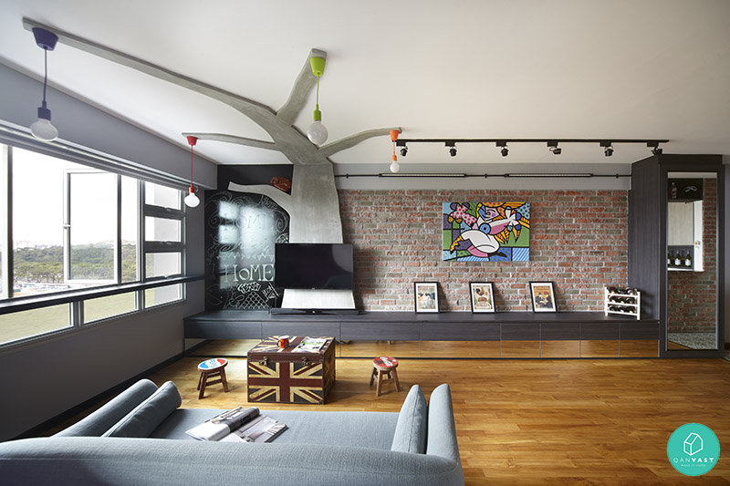 Renovation ideas for homes under 100 square metres