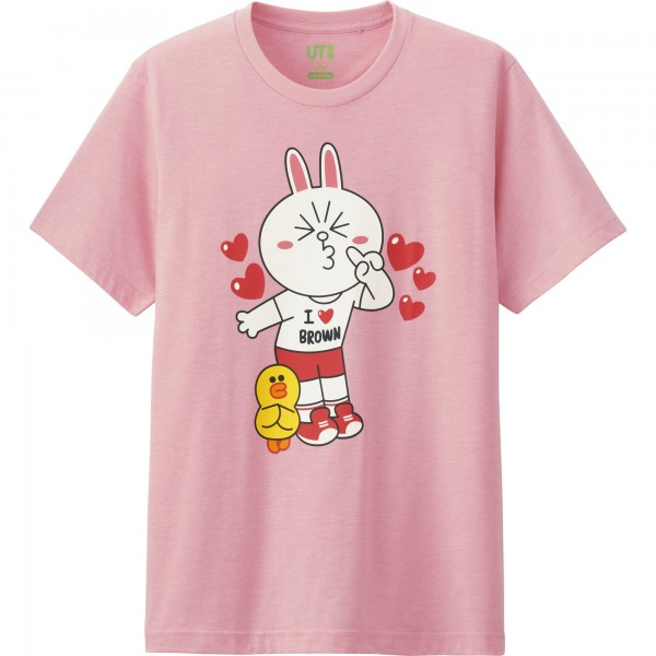 LINE FRIENDS Graphic T-shirt_174644_12_$14.90_