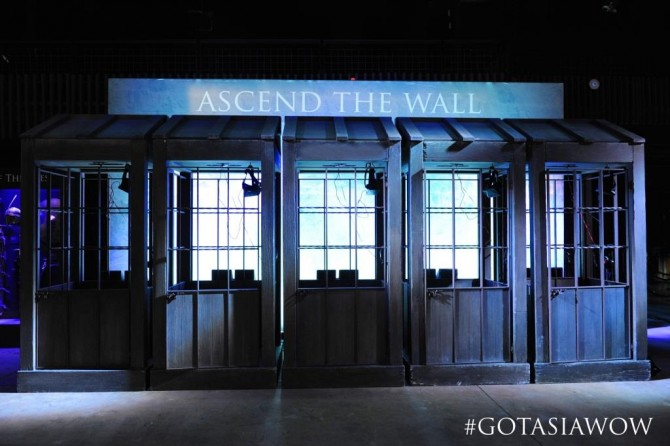 GOTAsiaWOW - Ascend The Wall