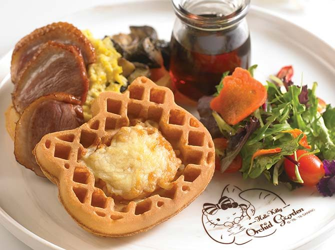 #152_food_Hello-Kitty-Orchid-Garden-(Big-Breakfast-Surprise)