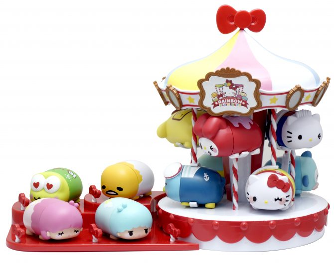 7-Eleven Carousel Stand with Pens