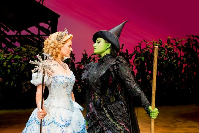 Wicked UK International Tour_Carly Anderson and Jacqueline Hughes_Photo Matt Crockett_8076