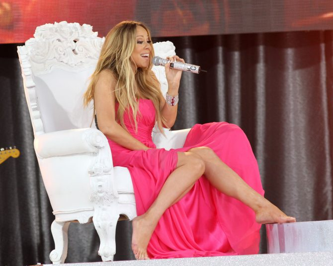 Mariah Carey to perform in Singapore on Nov 3