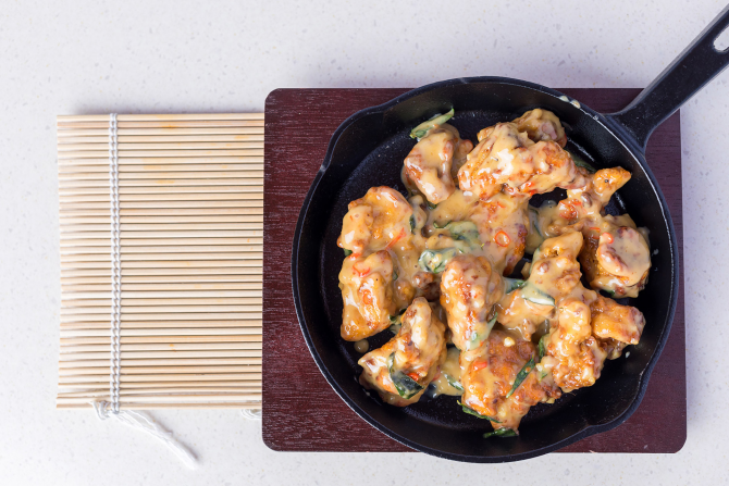 Recipe buttermilk chicken by asian food channel weekender singapore this chicken dish will satiate your sweet and savoury cravings forumfinder Images