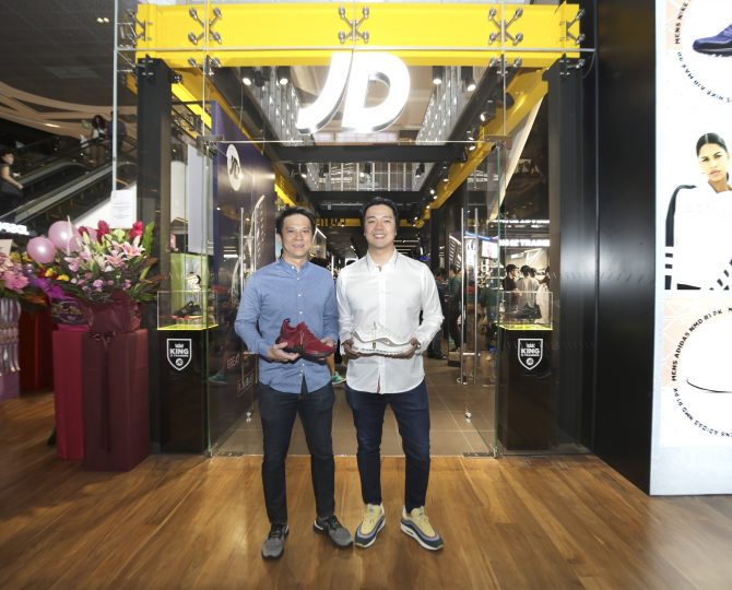 online retailer 637fd dc2a6 Curating Cool: 5 Questions With JD Sports CEO Justin Lim ...