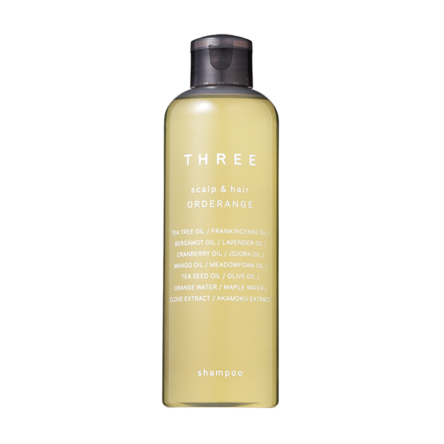 THREE Scalp & Hair Orderange Shampoo