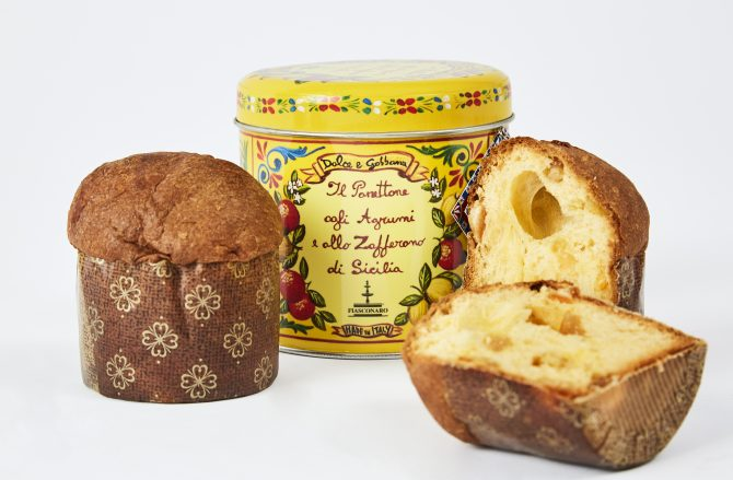 027bc998b501 Dolce   Gabbana And Fiasconaro Celebrate The Panettone With Festive ...