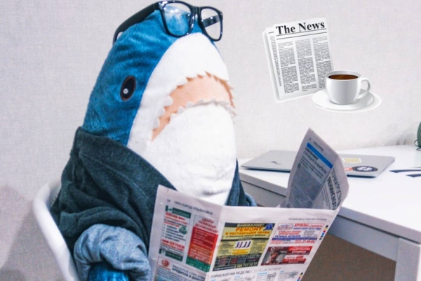 People Are Going Crazy Over These Cute Ikea Shark Plush Toys