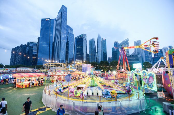 prudential marina bay carnival 2018 what s new and different this