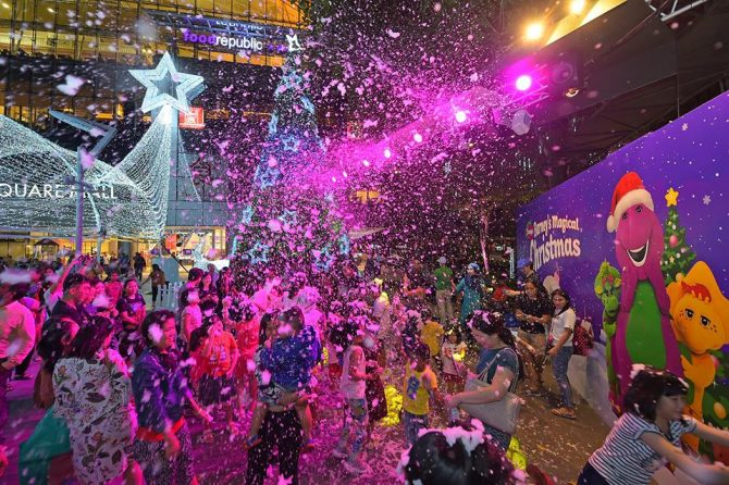 Christmas Event.Top Christmas Events And Activities In Singapore 2018