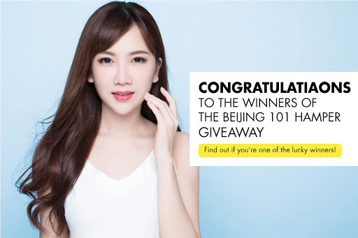 WEEKENDER Beijing 101 Haircare Treatment Packs Giveaway