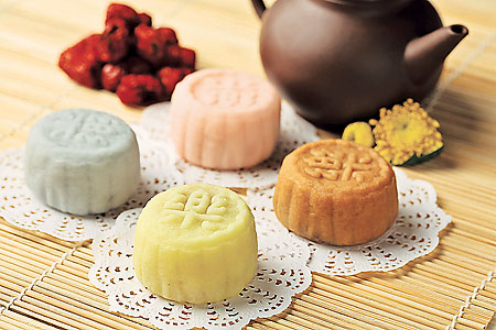Food Tung Lok Mooncakes Mini Snowskin Mooncakes