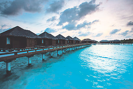 #50 Travel 8 Best beaches in the world Sun Island Maldives
