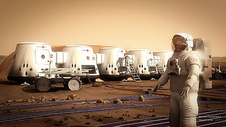 Living on mars space voyagers Singaporean FAQ questions Astronauts