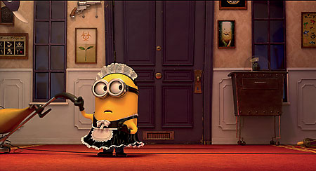 The minions are  back and hilarious as ever
