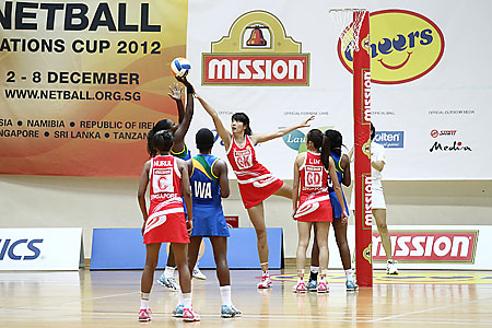 netball competition sports match watch latest updates