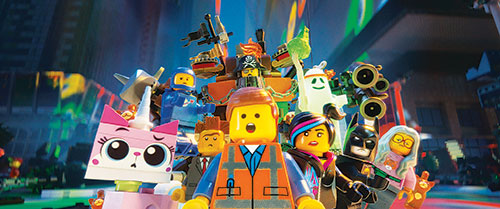 """""""Everything is awesome when you're part of a team."""""""