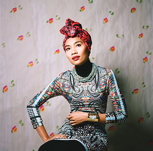 Yuna is in town for a concert on Feb 24