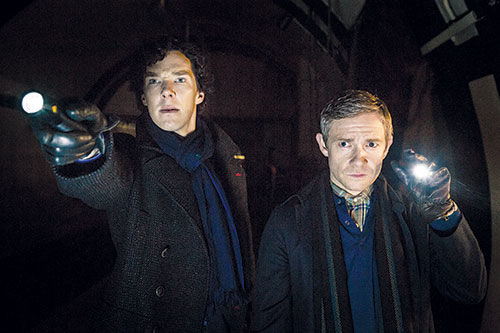 Will Sherlock and Watson be able to pick up from where they left off?