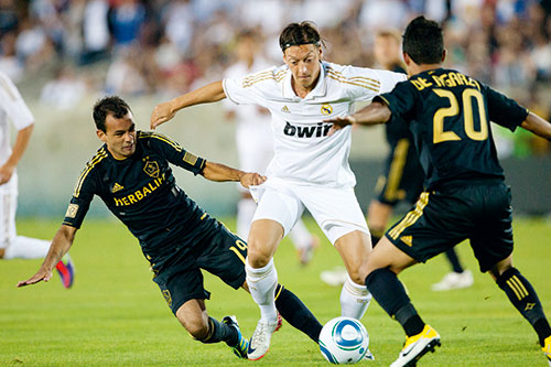Oezil is one of the hottest names in football right now Credit: Photo Works / Shutterstock.com