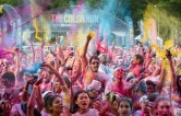 The Colour Run Singapore 2014