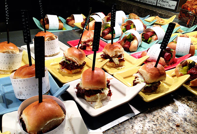 There is a large variety of sliders