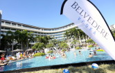 The Ultimate Belvedere Pool Party  @ W Singapore