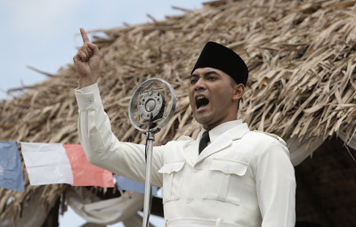 Soekarno undoubtedly had a great hand in giving Indonesia its independence