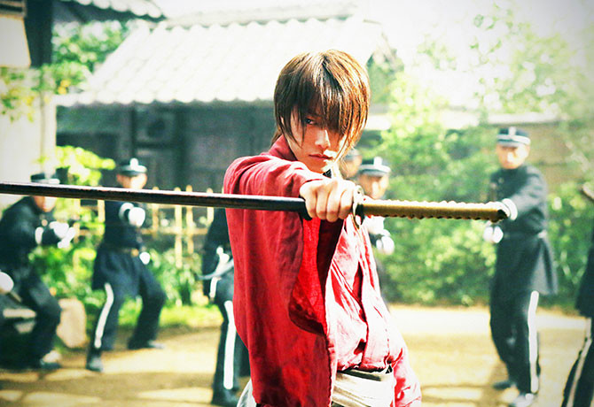A Samurai by any name... Whether as Battosai the Killer, Samurai X or Rurouni Kenshin, all know of his legendary skill