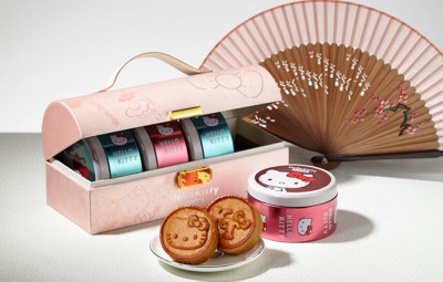 #96_food_BreadTalk-2014-mooncakes---Hello-Kitty-baked-mooncakes-(Macadamia-with-lotus-and-Cranberries-with-lotus)