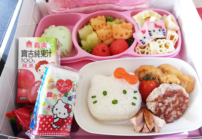 16 Things To Expect When You Take Eva Air S Hello Kitty