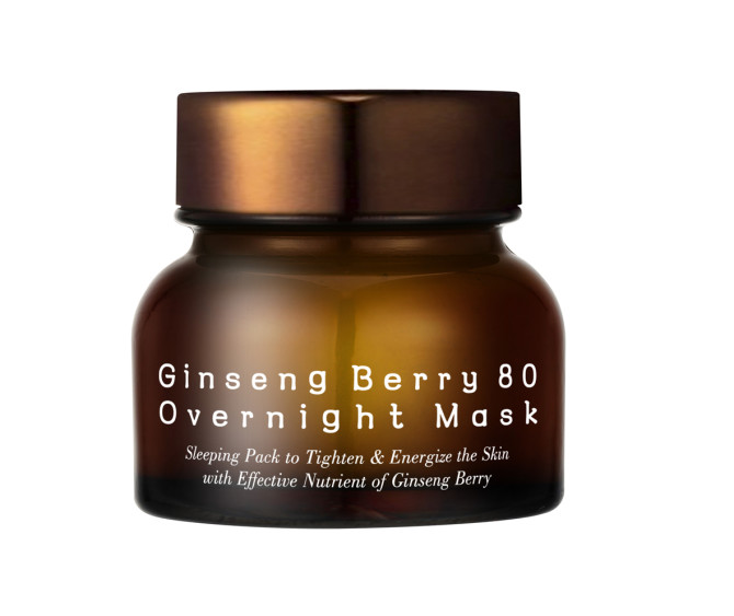 PureHeal's Ginseng Berry Overnight Mask, $48