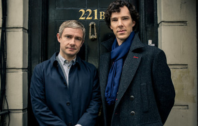 Martin Freeman and Benedict Cumberbatch sweep the Emmys