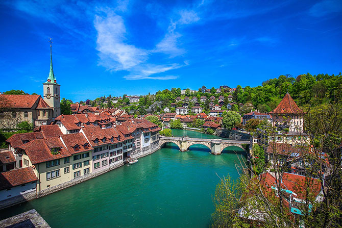 The capital of Switzerland is a world treasure