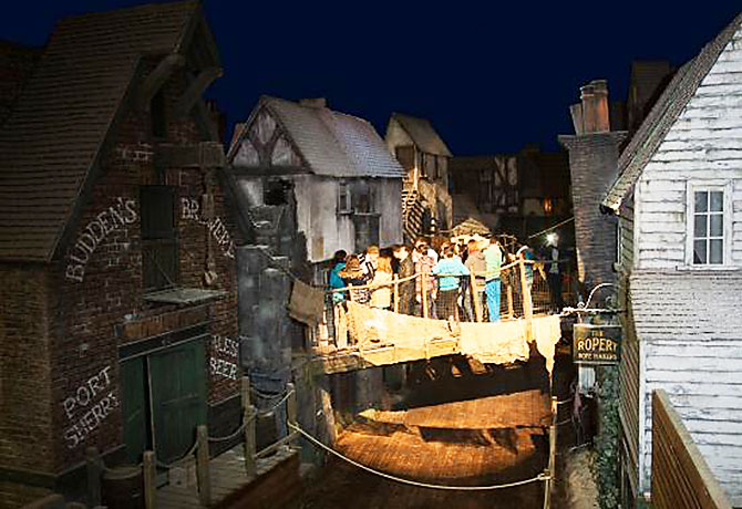 Dickens World: Enter an age of yore and the pages of a renowned storyteller  Photo: Dickens World Facebook page