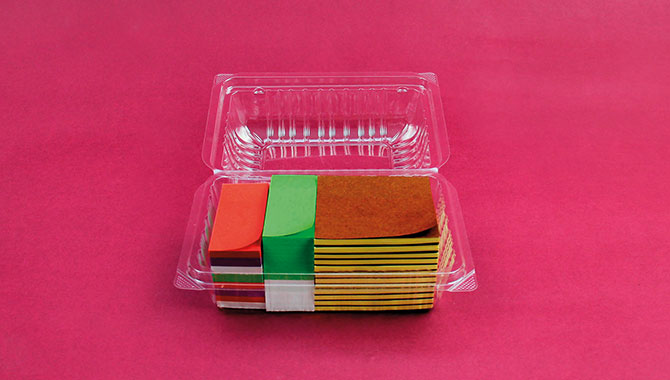 Nyonya Kueh Sticky Notes designed by Farm, $15, from Naiise