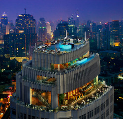 The Marriott Thong Lor itself looks spectacular