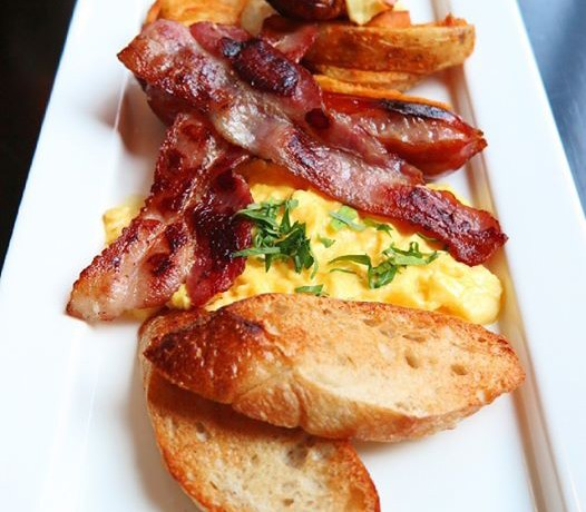 High-protein and robust, the Energy Breakfast ($17) is sure to fill your tummy
