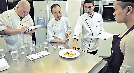 Entertainment Chefs with Heart Chef Benny Se Teo
