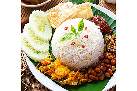 nasi lemak local where eat recommendations dining dinner breakfast lunch eat location hawker