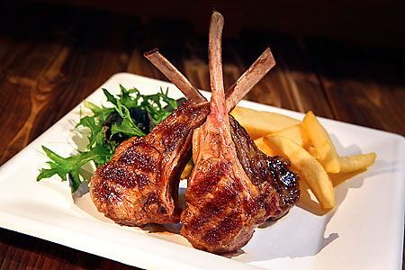 James' Butchery & Co lamb cutlets gourmet dining cuisine restaurant where to singapore